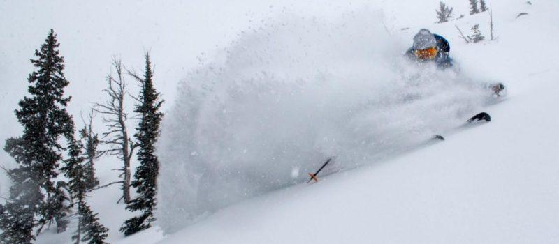 Jackson hole, skier visits