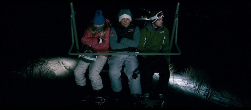gore mountain, frozen, chairlift, overnight
