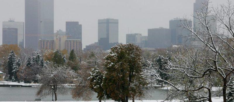 colorado, snowfall, Denver