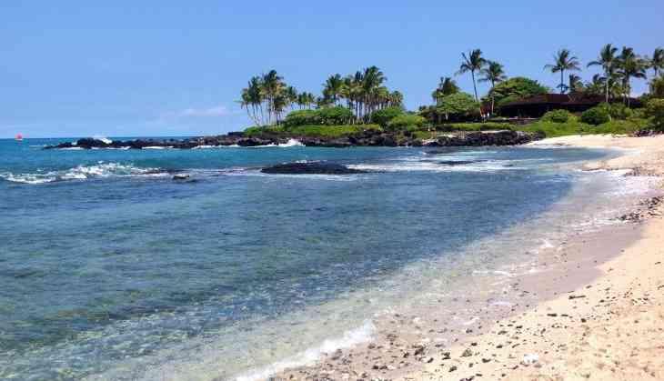 Kukio beach, hawaii, big island, shark attack, standup paddleboard