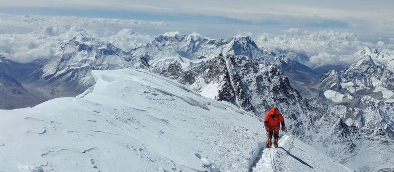 Mountaineering, HAPE, HACE, AMS,