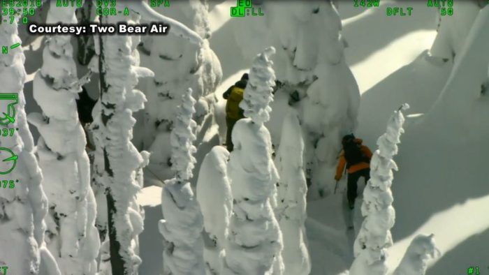 search for missing backcountry skier at whitefish mountain resort since february set to resume
