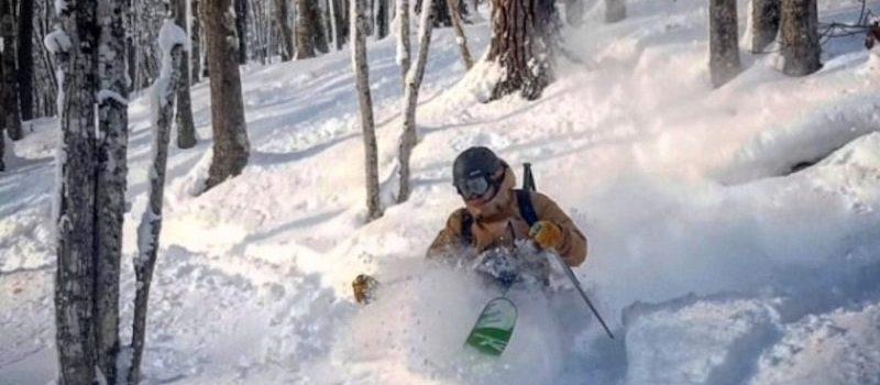Michigan powder skiing
