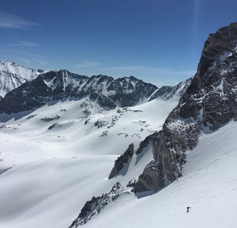 MIke foote skier montana