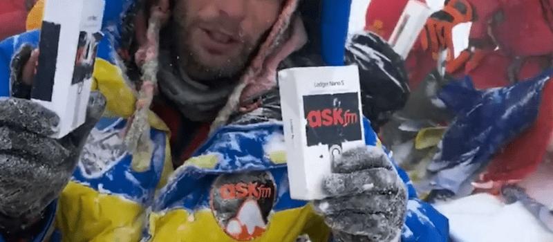 Everest, Cryptocurrency
