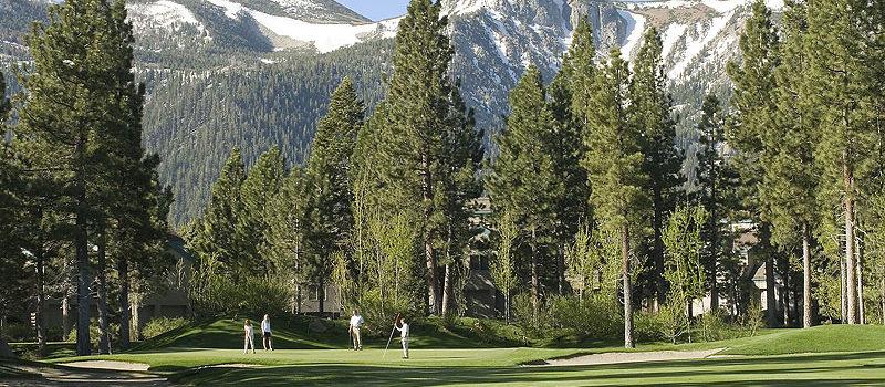 mammoth, golf, Sierra star