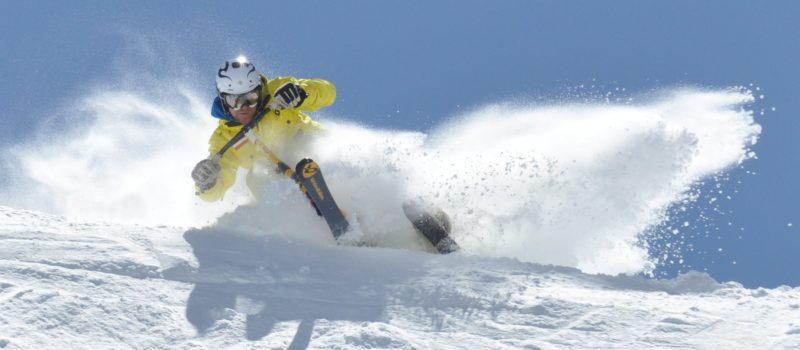 Ski bob