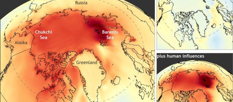 arctic, global warming