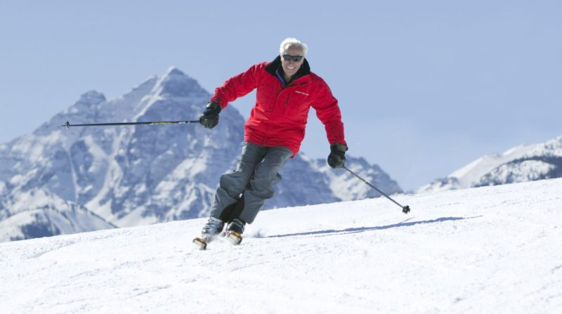 Still Skiing