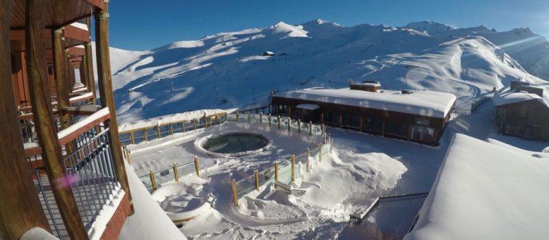 valle nevado, chile, Southern Hemisphere