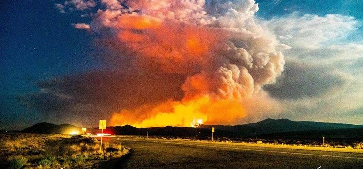 wildfire, fire, colorado