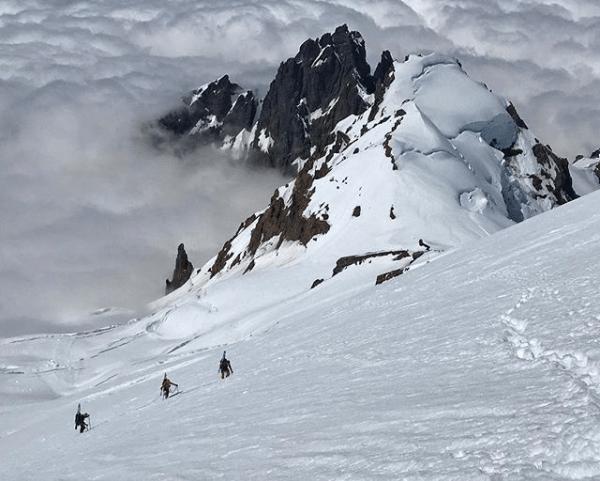 backcountry, snowpack