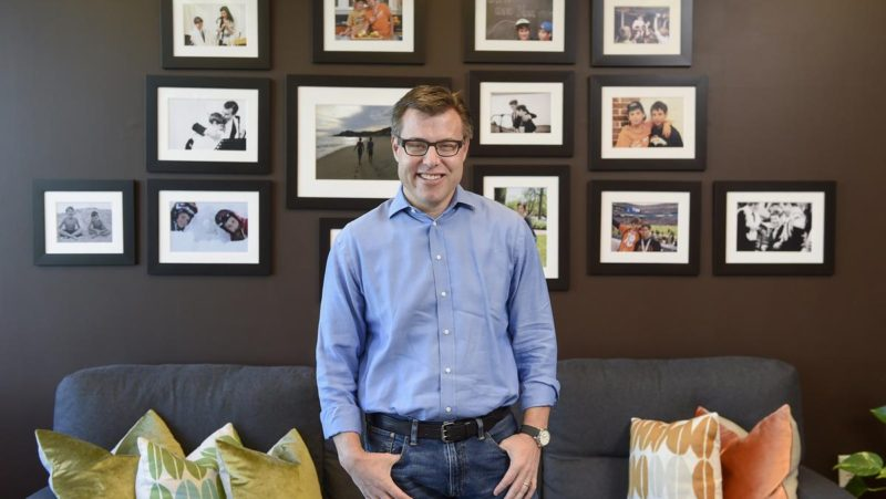 Vail Resorts CEO Rob Katz