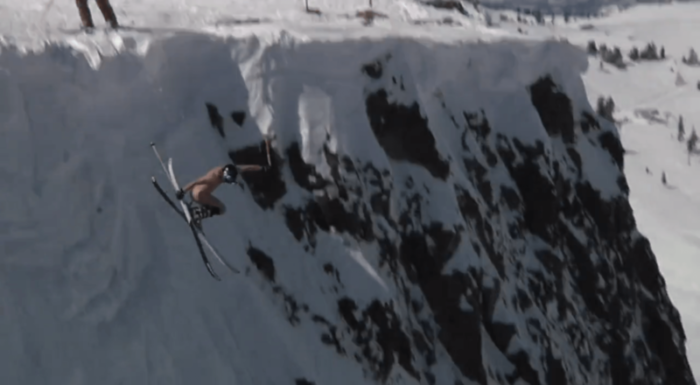 Butt Naked Skiing: Freedom at Its Finest - SnowBrains