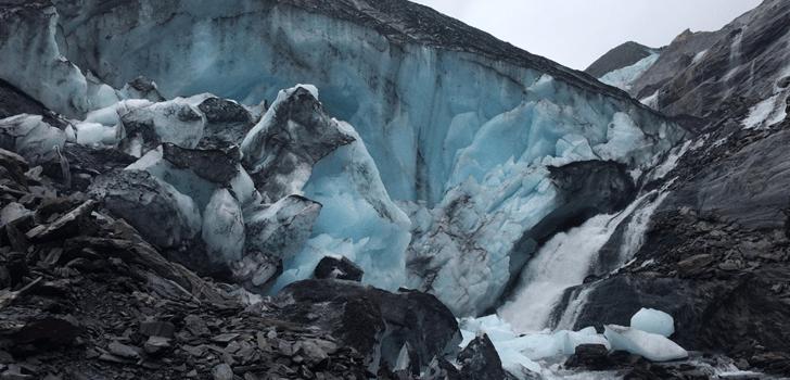 alaska, valdez, Worthington glacier, toddler killed