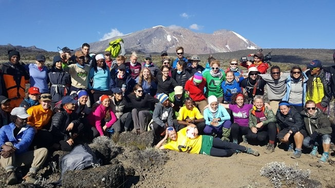 Kilimanjaro, soccer, women