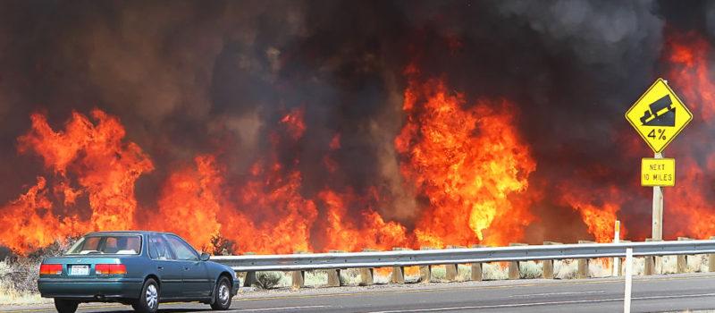 wildfire, Washington