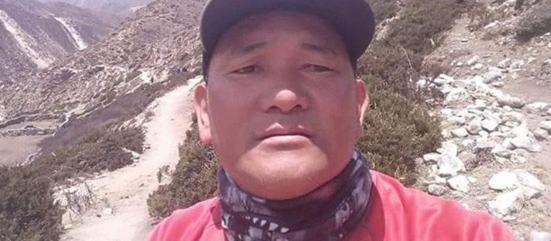Karakorum, Saser Kangri, Pemba sherpa, missing, crevasse