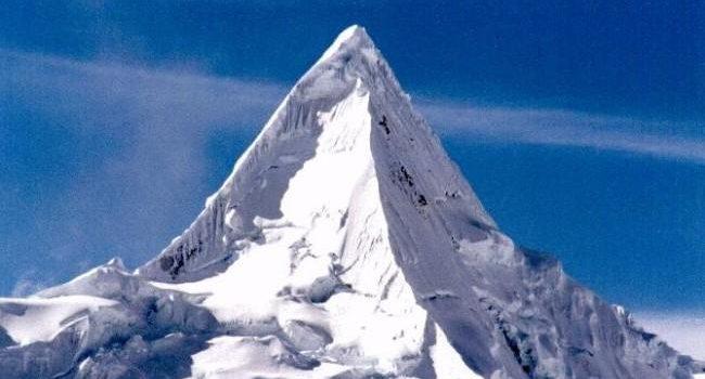 avalanche, climbers killed, Peru, Alpamayo