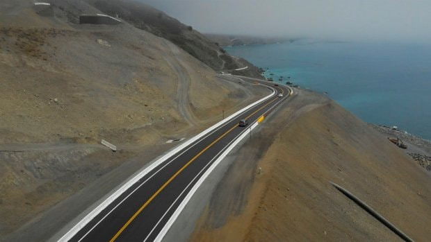 big sur, reopened, highway 1, california