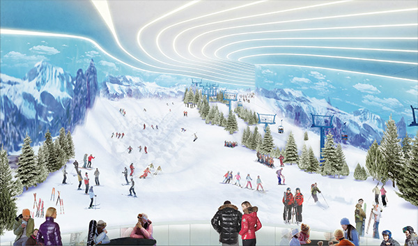 First Indoor Ski Resort in United States to Open 5th December in New Jersey  - SnowBrains
