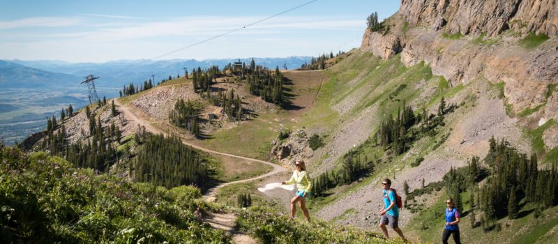 Jackson hole, Wyoming, sträva, competition