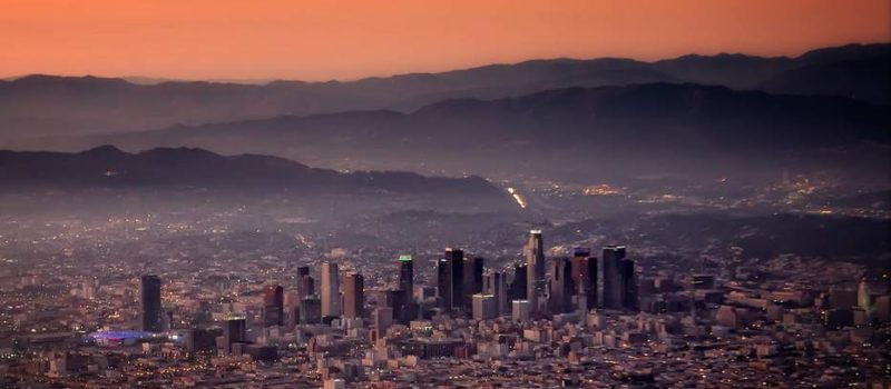 Courtesy of Good News Network Emissions in California
