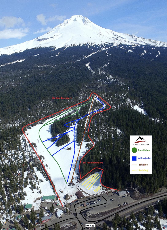 Timberline Lodge & Ski Area, OR Buys 2nd Oldest Ski Resort in USA