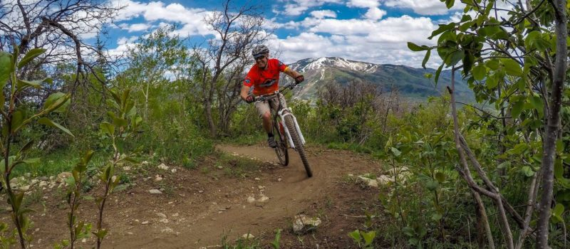Mountain Biking, Healthiest