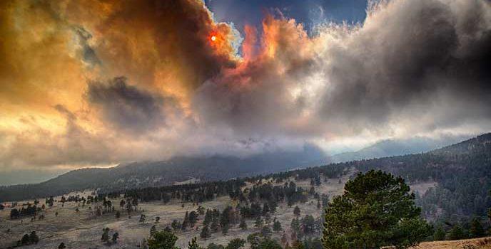 Rocky Mountain national park, fire ban