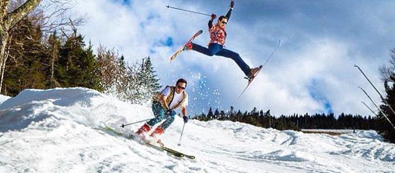 Freedom, ski the east