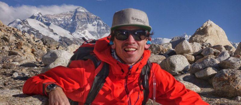 Lhotse, ski descent, alpenglow expeditions, himalayas