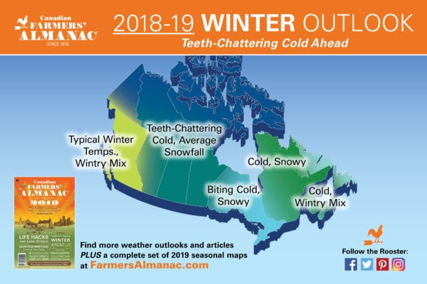 showing 3rd image of 2018 2019 Winter Forecast Ontario Blog - Nature Stuff