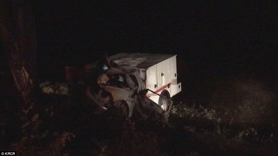 carr fire, california, firefighter killed