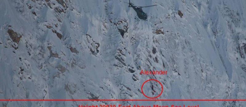 rescue, latok I, Karakoram
