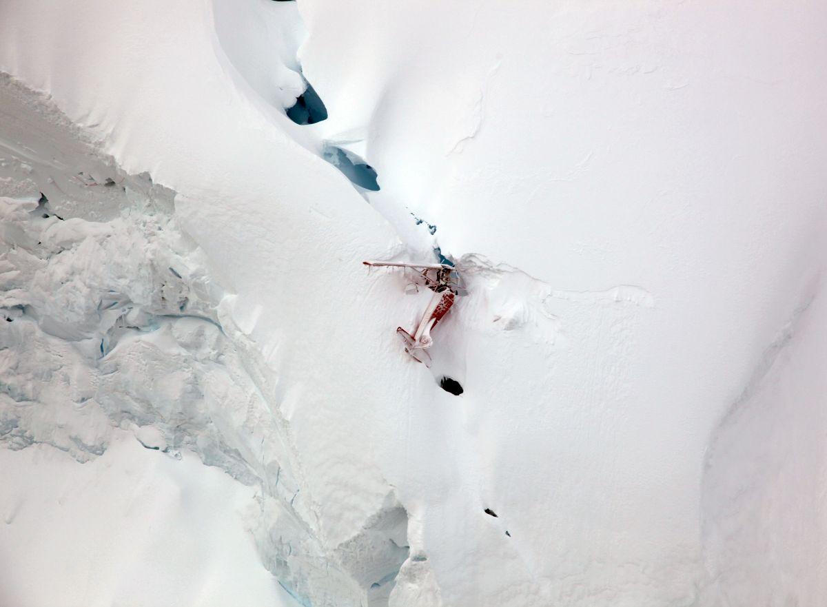 plane crash, denali, alaska, thunder mountain, k2 aviation