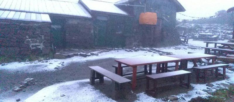 Hokkaido, niseko, japan, record, earliest snow