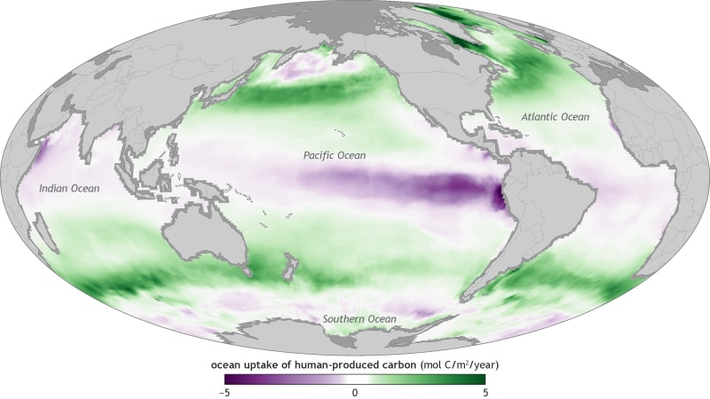 noaa, state of the climate 2017