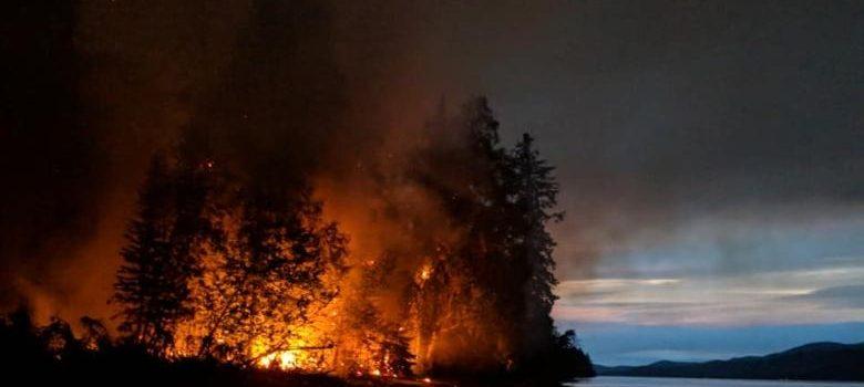 British Columbia, wildfires, canada