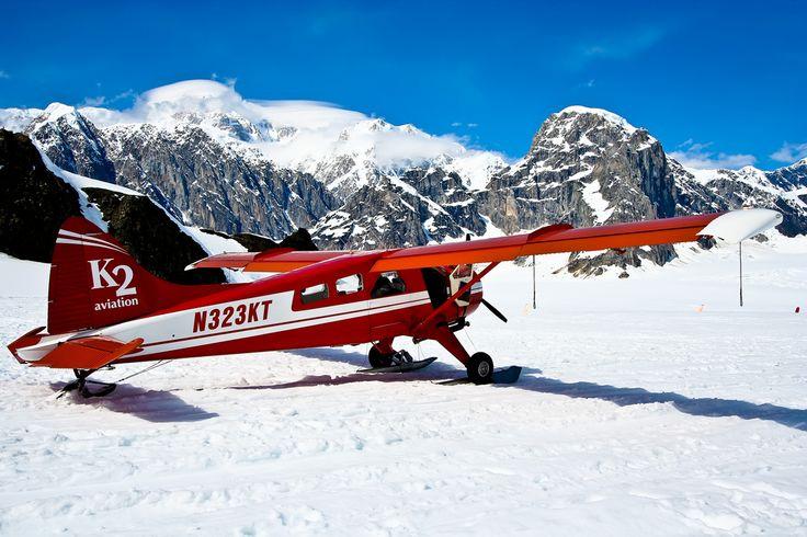 crash, plane crash, thunder mountain, alaska, Denali,