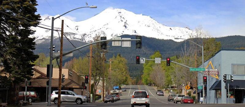Shasta, pct, california, trail town