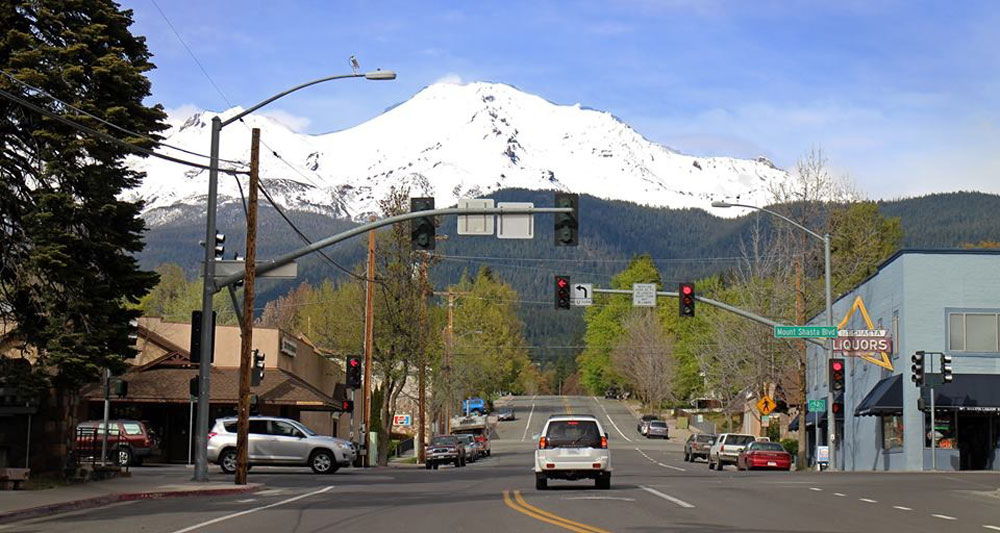 Mt Shasta Ca >> City Of Mount Shasta California Becomes First Certified Trail Town