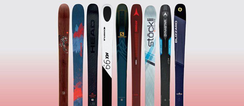 powder, powder magazine, best skis