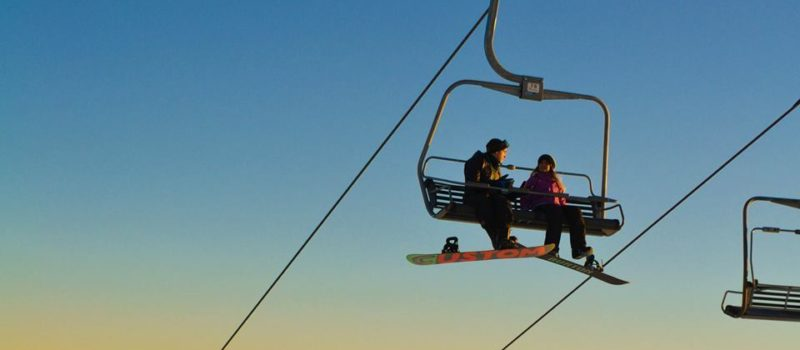 Chairlift dating