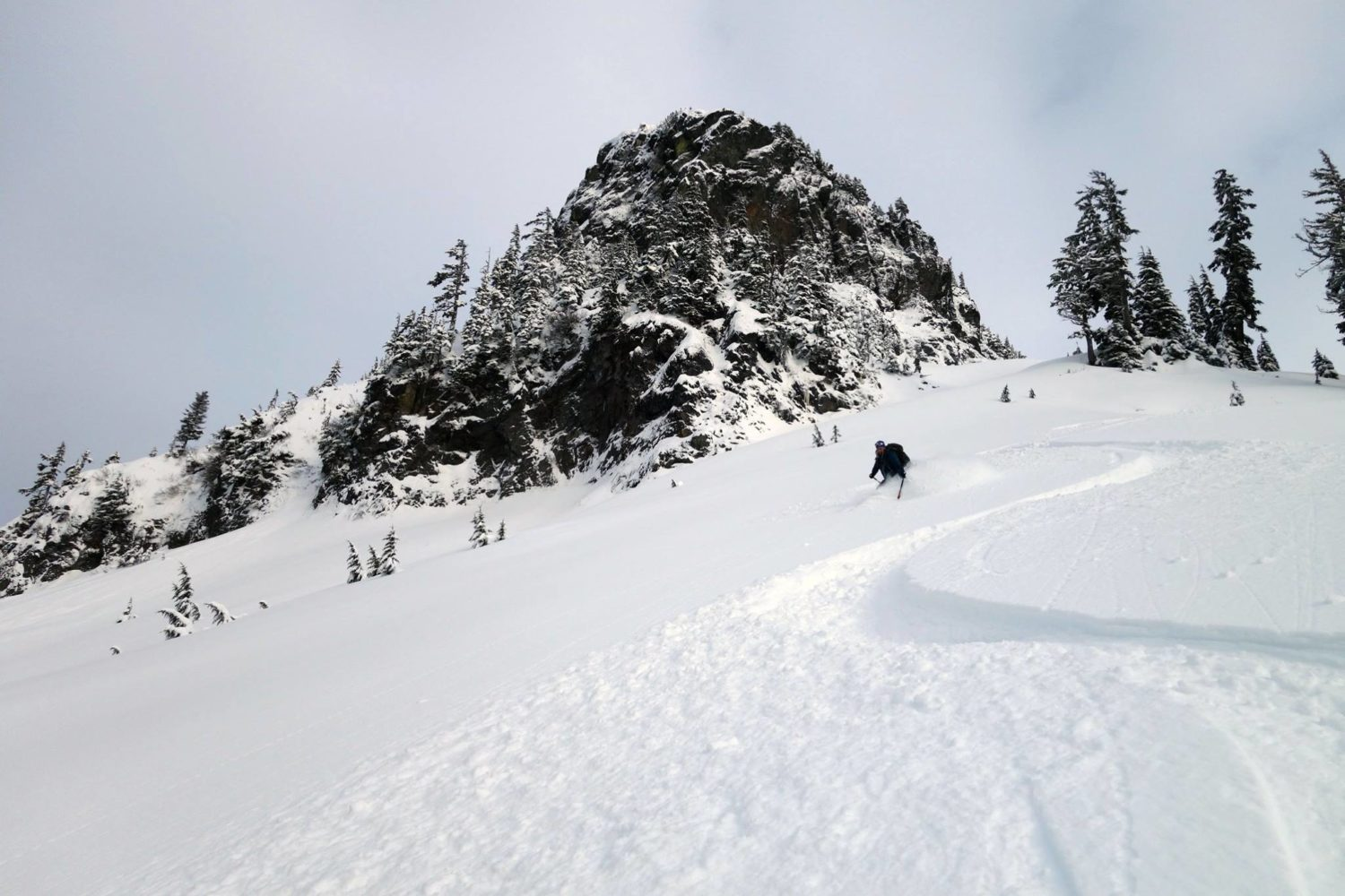 mt baker, Washington, backcountry, best