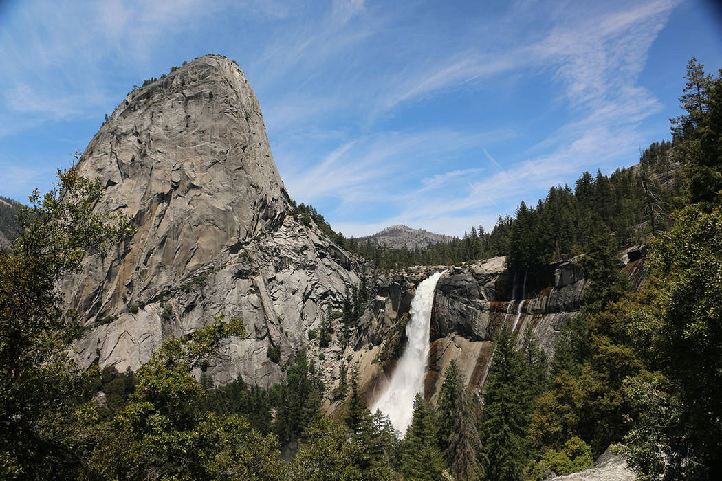 nevada fall, yosemite, california, israeli, selfie, fell to death