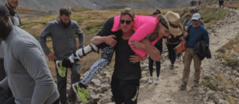 colorado, 14er, grays peak, keystone, rescue, strangers, humanity