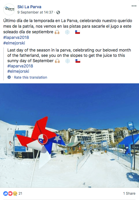 Chile, lack of snow, resorts closed, closing