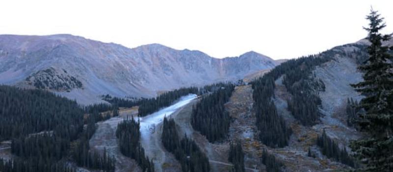 a-basin, race to open, loveland, snow,