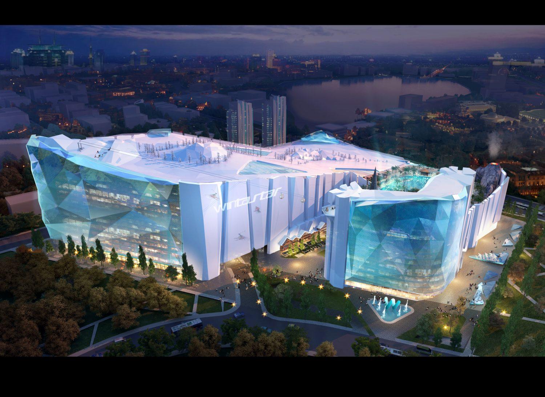 Wintastar, china, worlds largest, indoor